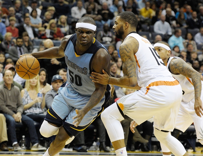 Suns vs. Grizzlies - 2/2/15 NBA Pick, Odds, and Prediction
