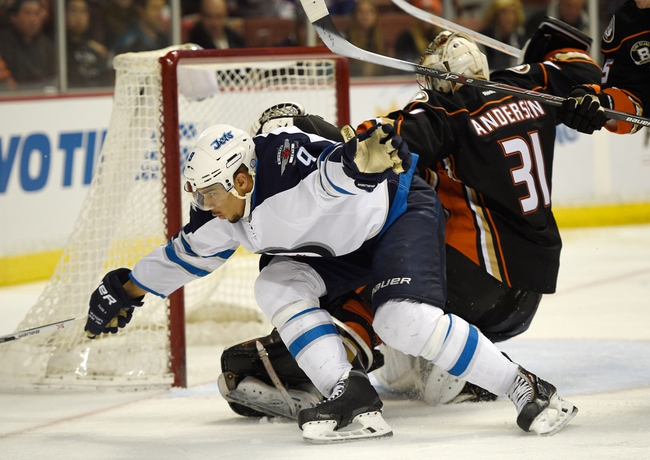 Jets at Ducks - 4/16/15 NHL Pick, Odds, and Prediction