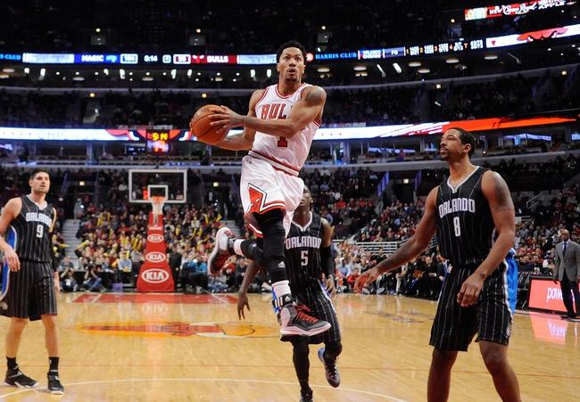 Magic vs. Bulls - 2/8/15 NBA Pick, Odds, and Prediction