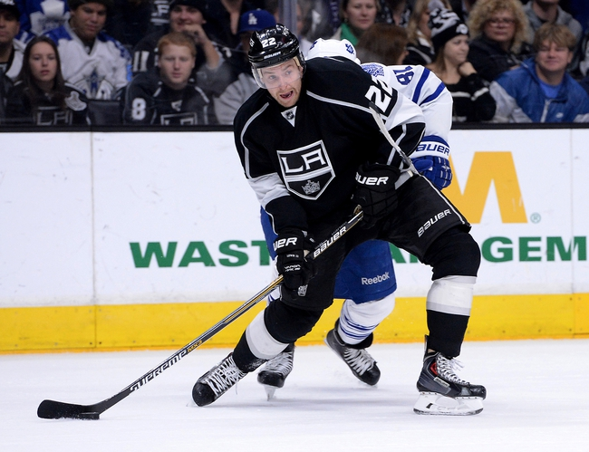 Toronto Maple Leafs vs. Los Angeles Kings - 12/19/15 NHL Pick, Odds, and Prediction