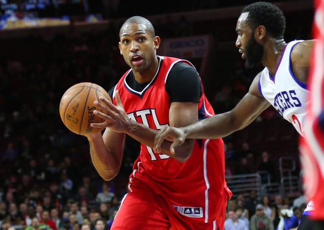 Atlanta Hawks vs. Philadelphia 76ers - 1/31/15 NBA Pick, Odds, and Prediction