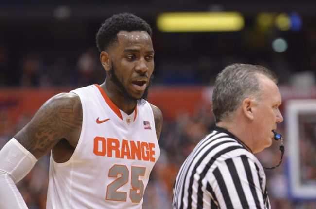 Syracuse vs. Boston College - 1/20/15 College Basketball Pick, Odds, and Prediction