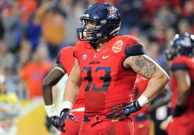 Arizona vs. New Mexico - 12/19/15 New Mexico Bowl College Football Pick, Odds, and Prediction