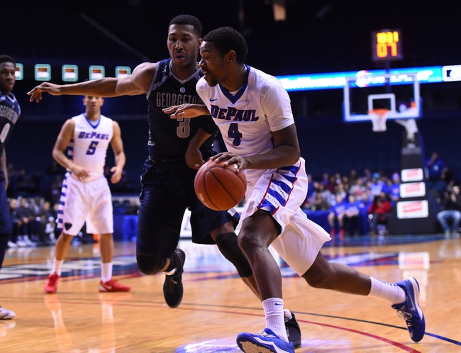 Providence Friars vs. DePaul Blue Demons -  College Basketball Pick, Odds, and Prediction