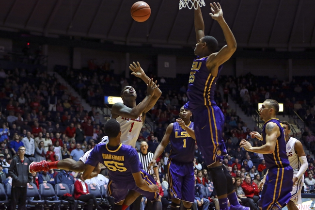 LSU vs. Ole Miss - 2/28/15 College Basketball Pick, Odds, and Prediction