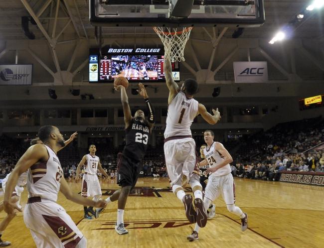 Harvard vs. Dartmouth - 1/24/15 College Basketball Pick, Odds, and Prediction