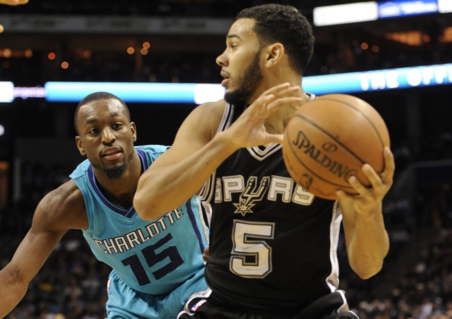 Spurs vs. Hornets -  NBA Pick, Odds, and Prediction