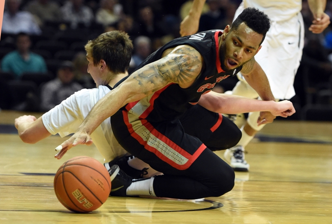 Georgia vs. Vanderbilt - 1/27/15 College Basketball Pick, Odds, and Prediction