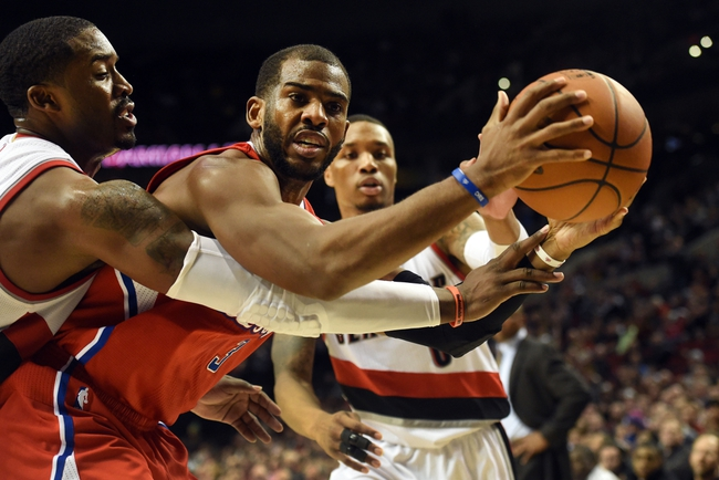 Los Angeles Clippers vs. Portland Trail Blazers - 3/4/15 NBA Pick, Odds, and Prediction