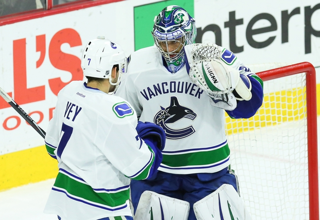 Vancouver Canucks vs. Philadelphia Flyers - 3/17/15 NHL Pick, Odds, and Prediction