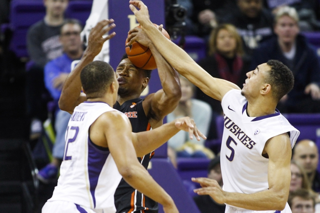 Washington vs. Oregon - 1/18/15 College Basketball Pick, Odds, and Prediction