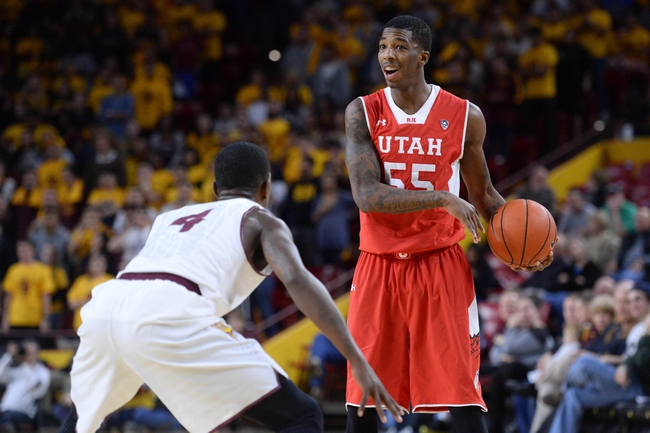 Arizona Wildcats vs. Utah Utes - 1/17/15 College Basketball Pick, Odds, and Prediction