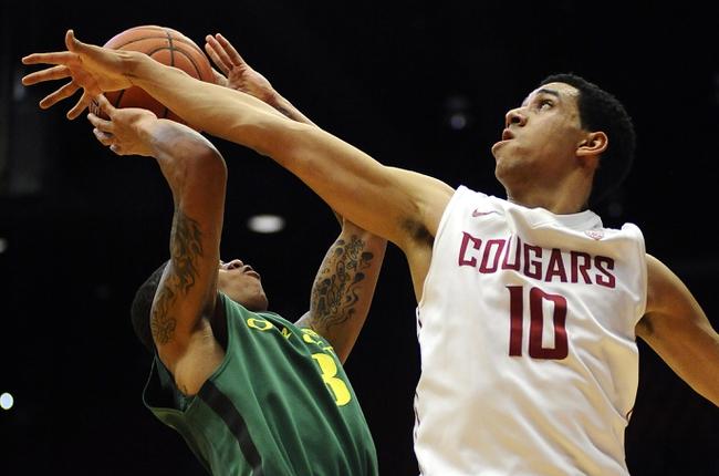 Washington State vs. Oregon State - 1/17/15 College Basketball Pick, Odds, and Prediction