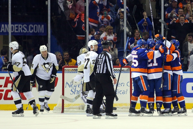 Islanders at Penguins - 4/10/15 NHL Pick, Odds, and Prediction
