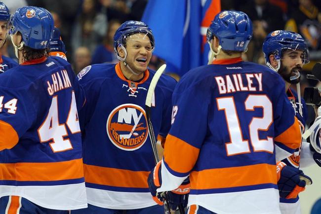 Pittsburgh Penguins vs. New York Islanders - 1/2/16 NHL Pick, Odds, and Prediction