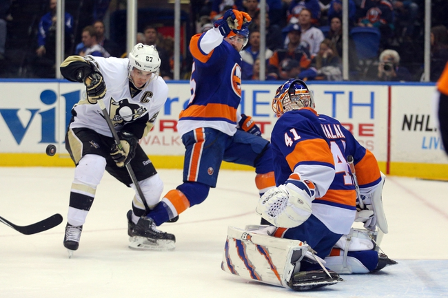 Pittsburgh Penguins vs. New York Islanders - 4/10/15 NHL Pick, Odds, and Prediction