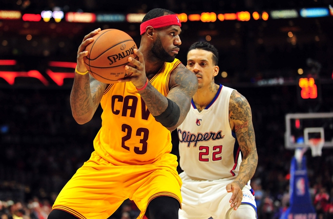 Cavaliers vs. Clippers - 2/5/15 NBA Pick, Odds, and Prediction
