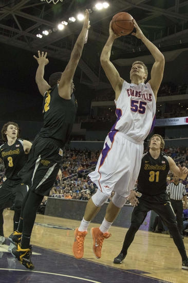 Evansville Purple Aces vs. Bradley Braves - 2/7/15 College Basketball Pick, Odds, and Prediction