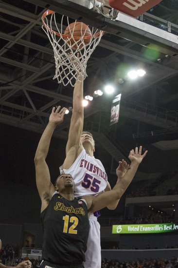 Evansville Purple Aces vs. Southern Illinois Salukis - 1/24/15 College Basketball Pick, Odds, and Prediction