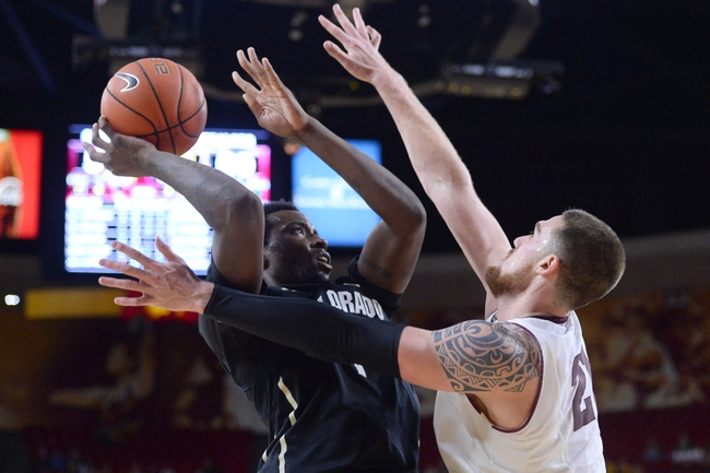 Colorado vs. Arizona State - 3/1/15 College Basketball Pick, Odds, and Prediction