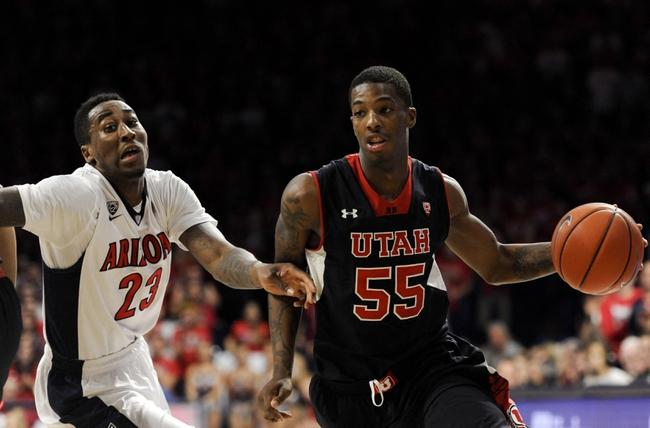 Utah Utes vs. Washington State Cougars - 1/21/15 College Basketball Pick, Odds, and Prediction