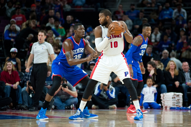 76ers vs. Pistons -  NBA Pick, Odds, and Prediction