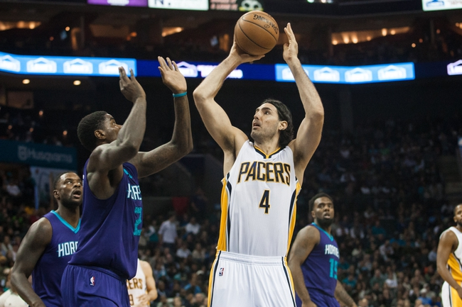 Hornets vs. Pacers - 2/8/15 NBA Pick, Odds, and Prediction
