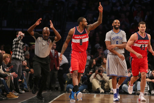 Wizards vs. Nets - 2/7/15 NBA Pick, Odds, and Prediction