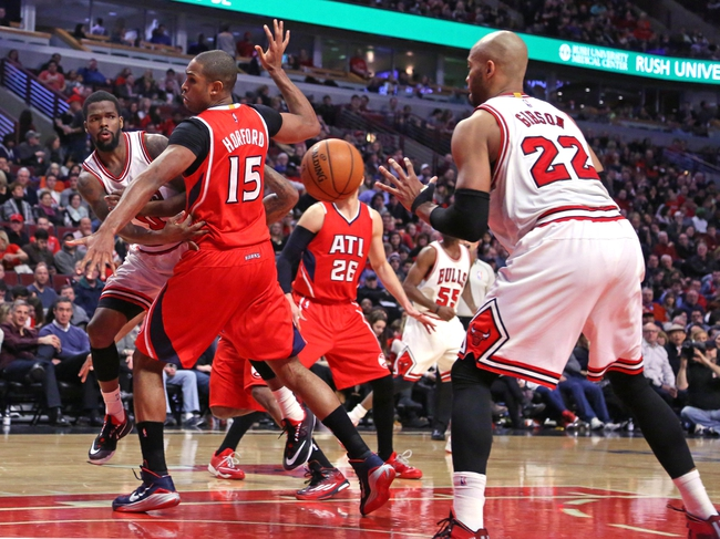 Hawks at Bulls - 4/15/15 NBA Pick, Odds, and Prediction