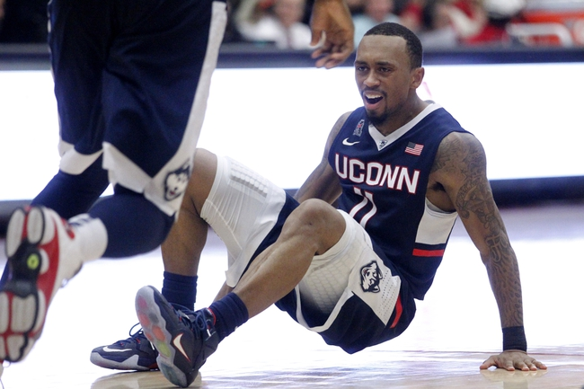 Connecticut vs. South Florida - 1/25/15 College Basketball Pick, Odds, and Prediction