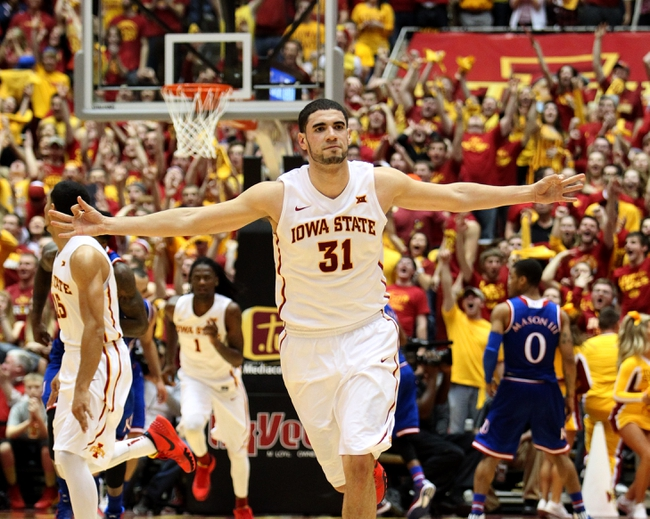 Iowa State Cyclones vs. Kansas State Wildcats - 1/20/15 College Basketball Pick, Odds, and Prediction