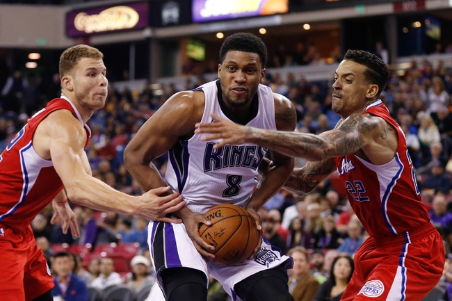 Clippers vs. Kings - 2/21/15 NBA Pick, Odds, and Prediction
