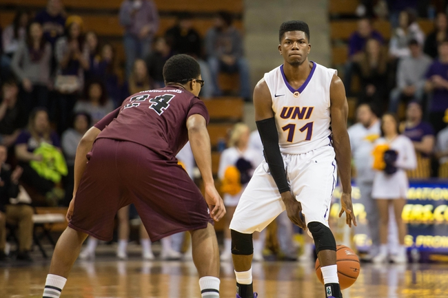 Northern Iowa vs. Missouri State - 2/10/16 College Basketball Pick, Odds, and Prediction