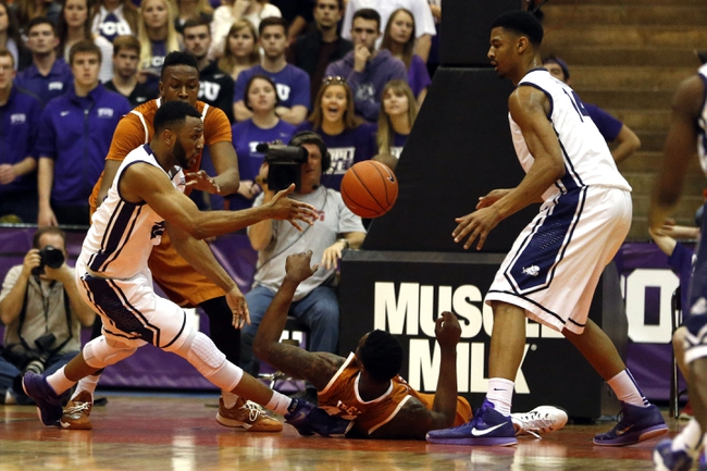 Texas vs. TCU - 2/11/15 College Basketball Pick, Odds, and Prediction