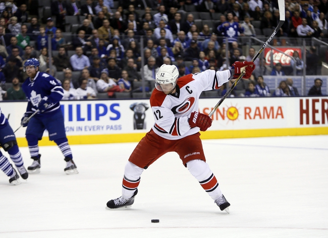 Hurricanes vs. Maple Leafs - 2/20/15 NHL Pick, Odds, and Prediction