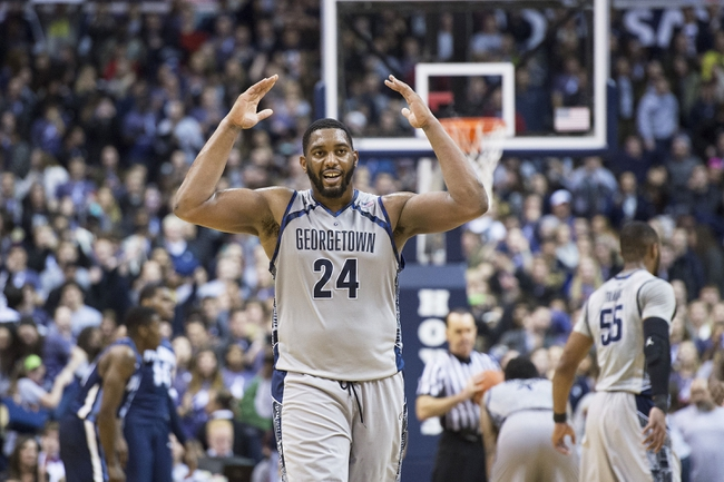 Villanova vs. Georgetown - 2/7/15 College Basketball Pick, Odds, and Prediction