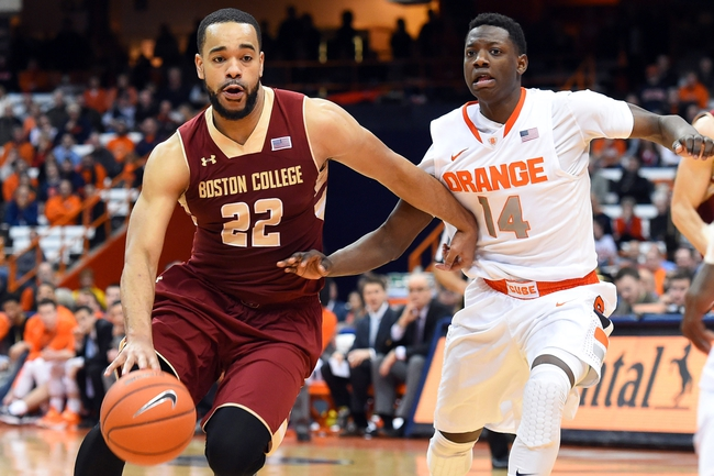 Boston College vs. Syracuse - 2/11/15 College Basketball Pick, Odds, and Prediction