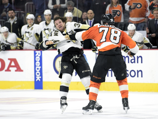Pittsburgh Penguins vs. Philadelphia Flyers - 4/1/15 NHL Pick, Odds, and Prediction
