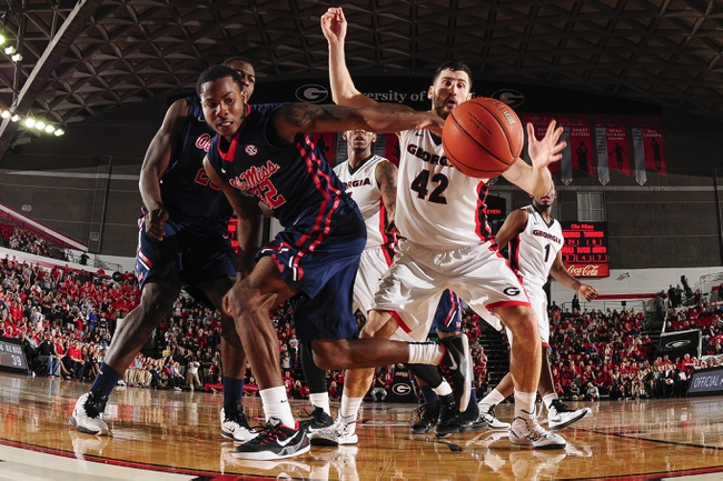 Ole Miss vs. Georgia - 2/25/15 College Basketball Pick, Odds, and Prediction