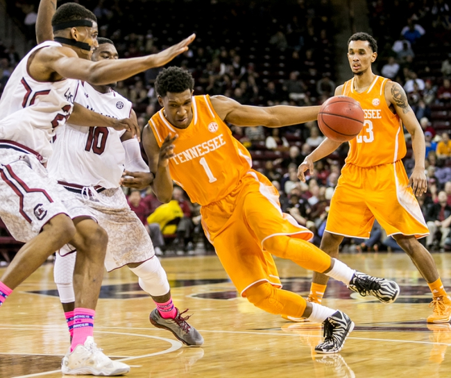 Tennessee vs. Texas A&M - 1/24/15 College Basketball Pick, Odds, and Prediction