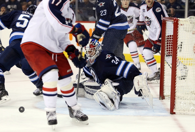 Columbus Blue Jackets vs. Winnipeg Jets - 10/31/15 NHL Pick, Odds, and Prediction