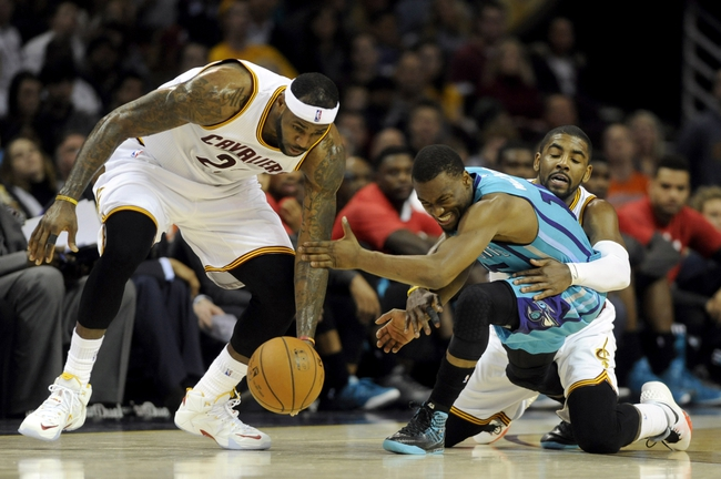 Cavaliers at Hornets - 2/3/16 NBA Pick, Odds, and Prediction