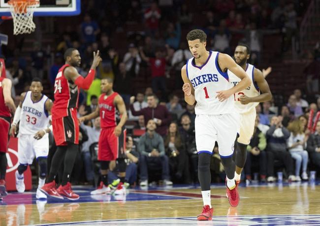 76ers vs. Raptors - 3/2/15 NBA Pick, Odds, and Prediction