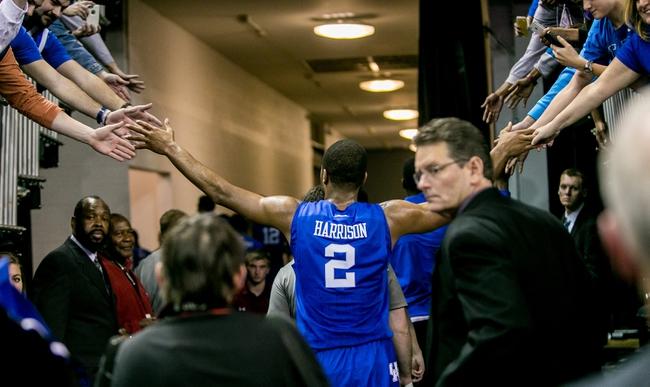 Kentucky vs. South Carolina - 2/14/15 College Basketball Pick, Odds, and Prediction