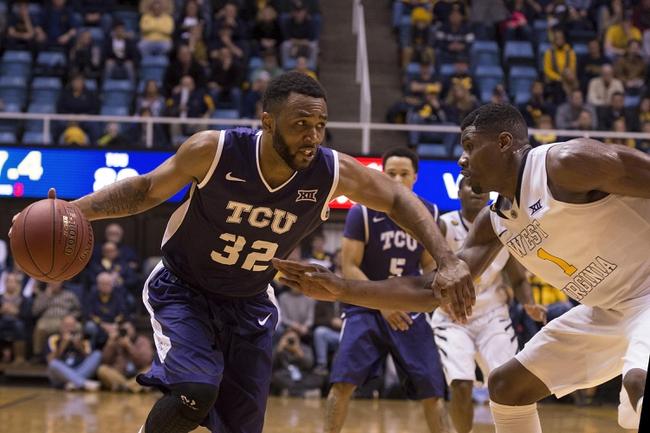 TCU vs. Kansas -  College Basketball Pick, Odds, and Prediction