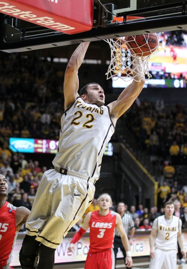 Utah State Aggies vs. Wyoming Cowboys - 1/27/15 College Basketball Pick, Odds, and Prediction