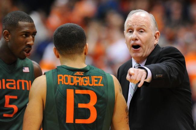 Miami vs. Georgia Tech -  College Basketball Pick, Odds, and Prediction
