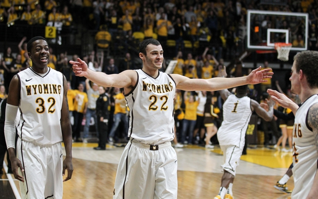 Wyoming Cowboys vs. Colorado State Rams - 2/4/15 College Basketball Pick, Odds, and Prediction