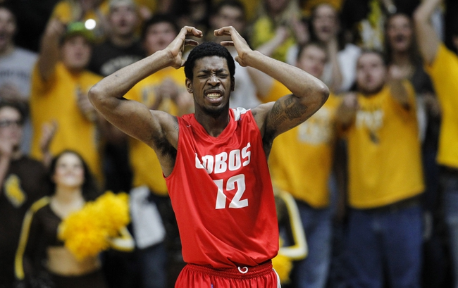 New Mexico Lobos vs. San Jose State Spartans - 1/31/15 College Basketball Pick, Odds, and Prediction