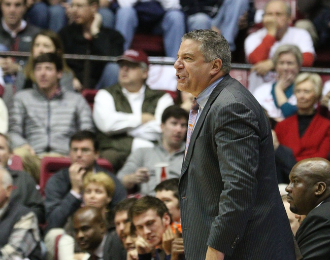 Auburn vs. Texas A&M - 1/27/15 College Basketball Pick, Odds, and Prediction